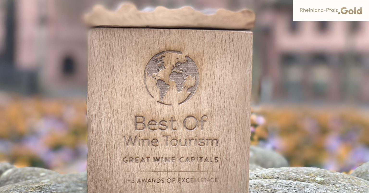 Best of Wine Tourism Award