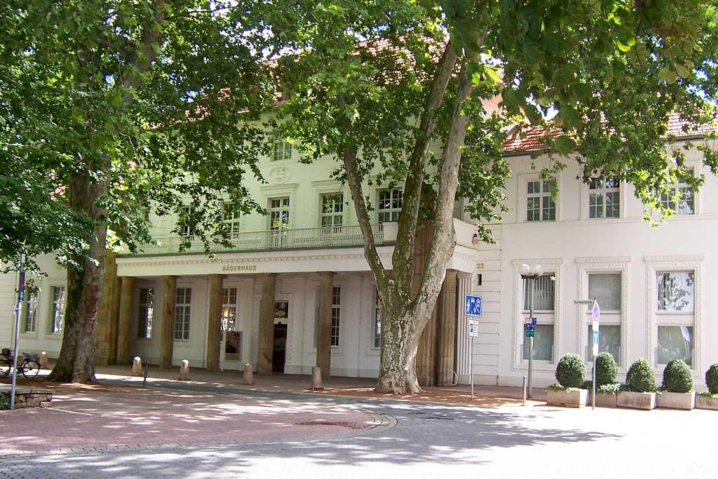 Bäderhaus Bad Kreuznach